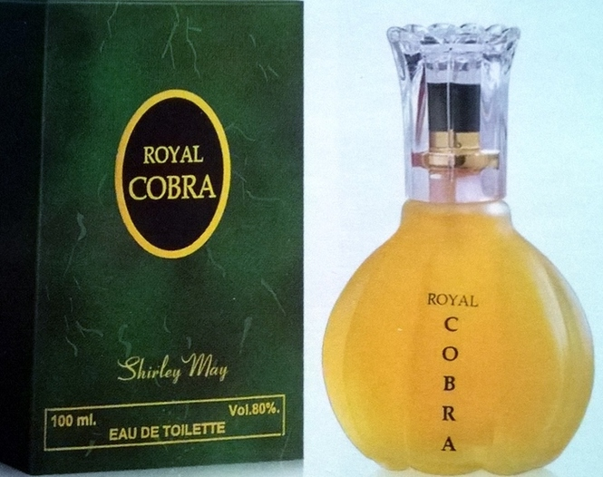 ROYAL COBRA eau de toilette