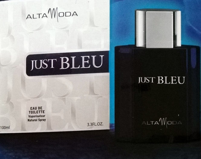 JUST BLEU eau de toilette