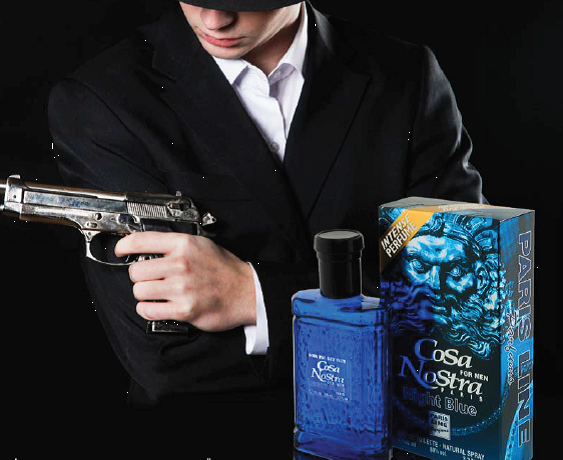 Баннер Cosa Nostra Night Blue